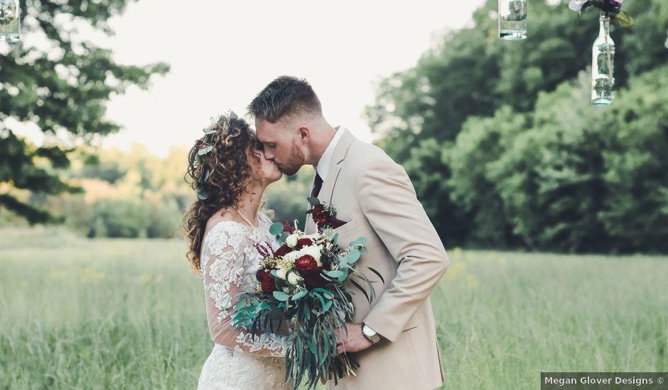 Austin and Kaylee's Wedding in Elberton, Georgia