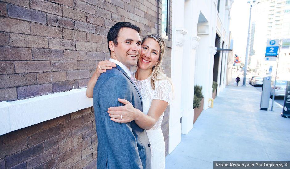 Wes and Jenna's Wedding in Seattle, Washington
