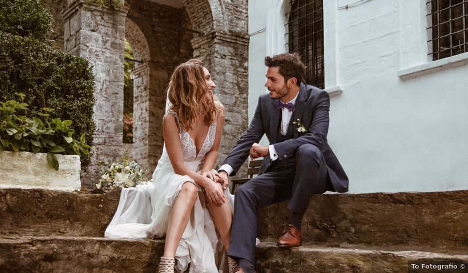 George and Veatriki's Wedding in Volos, Greece