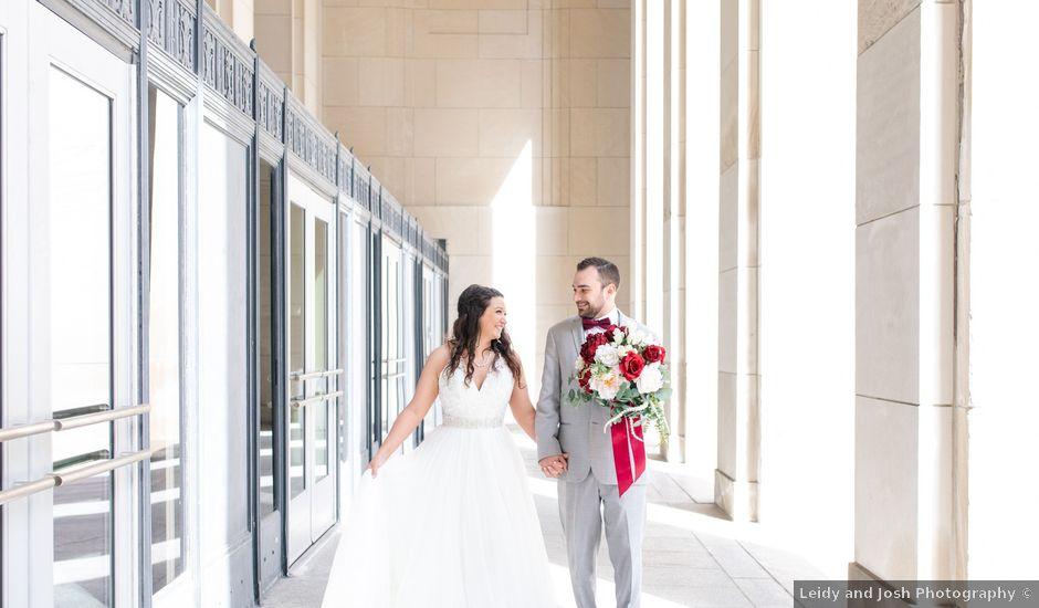 Ben and Kimberly's Wedding in Grand Rapids, Michigan