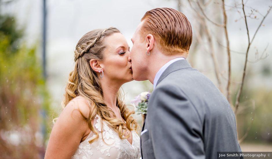 Paris and Kyle's Wedding in Denver, Colorado