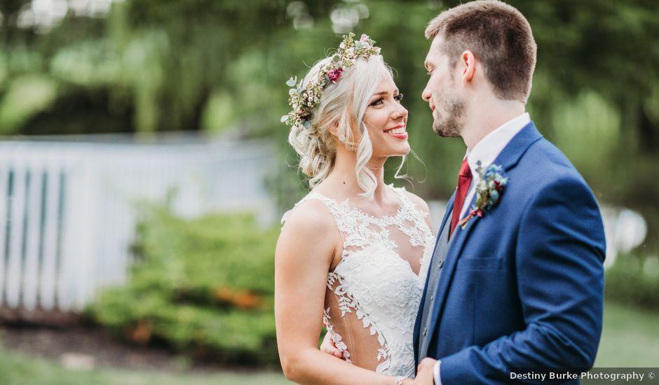 Nicole and Ben's Wedding in Caledonia, New York