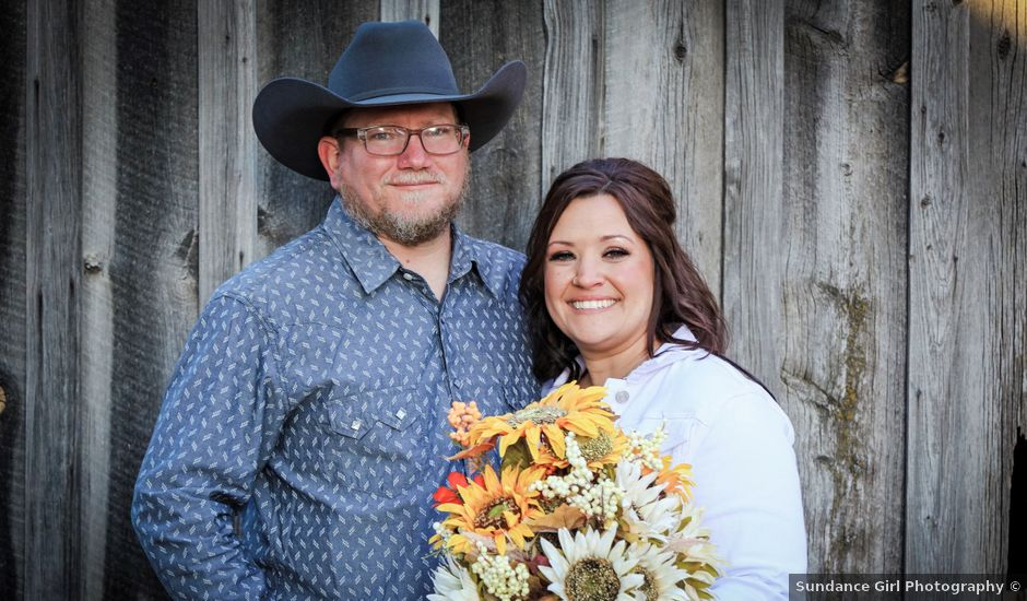 Tonya and William's Wedding in Upton, Wyoming