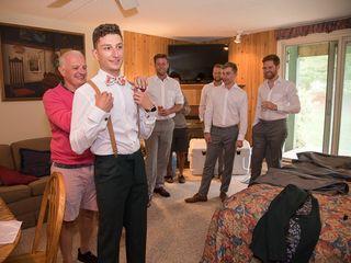 The wedding of Tori and Josh 3