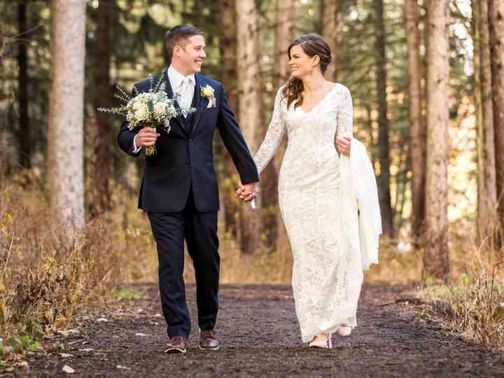 The wedding of Jerusha and Darin