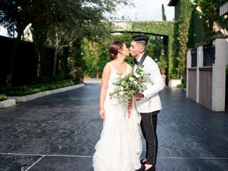 The wedding of Rizza and Joshua