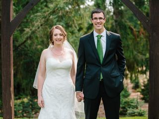 The wedding of Beth and Tyler
