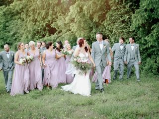 The wedding of Lydia and Jake 2