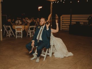The wedding of Jasmine and Max 2