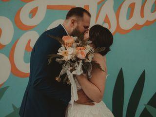 The wedding of Jasmine and Max