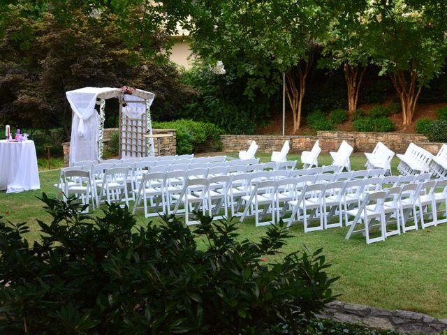 Corey and Christina's Wedding in Atlanta, Georgia 1