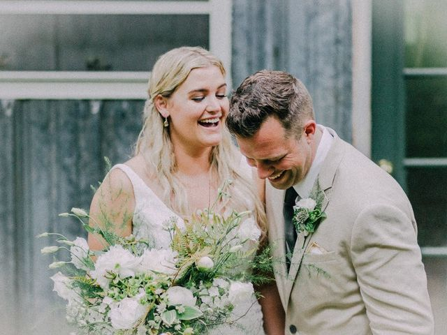 The wedding of Anna and Eric