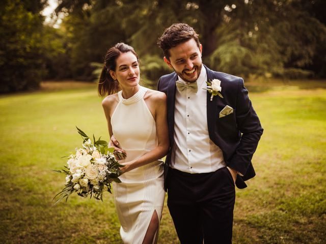 The wedding of Hannah and Anthony