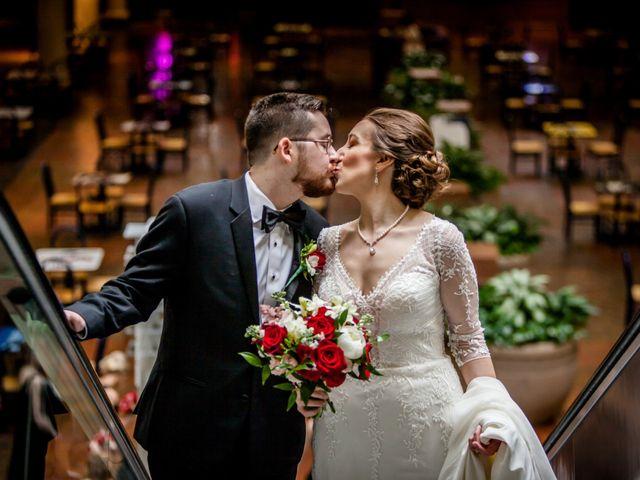 The wedding of Lauren and Cody