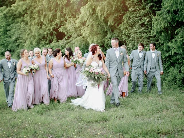 Jake and Lydia's Wedding in Marion, Kentucky 4
