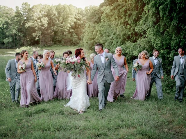 Jake and Lydia's Wedding in Marion, Kentucky 1