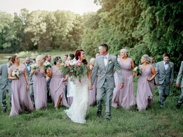 Jake and Lydia's Wedding in Marion, Kentucky 5