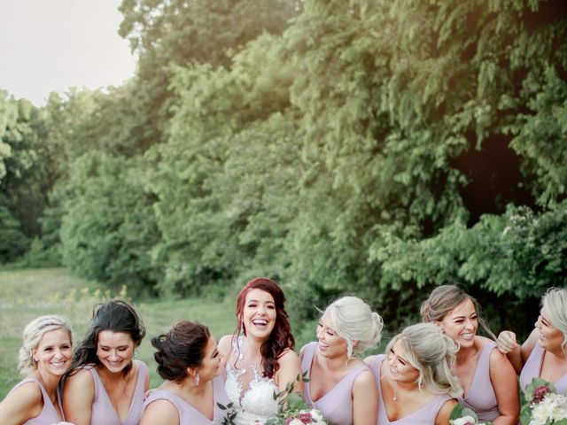 Jake and Lydia's Wedding in Marion, Kentucky 8
