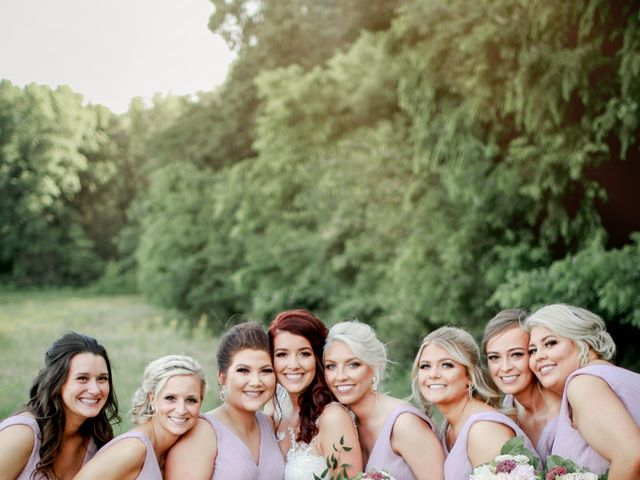 Jake and Lydia's Wedding in Marion, Kentucky 10