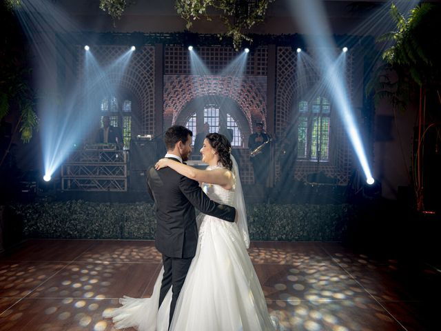 The wedding of Jose and Andrea