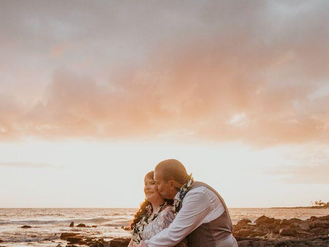 Jason and Kristine's Wedding in Kailua Kona, Hawaii 4