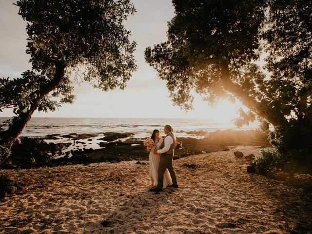 Jason and Kristine's Wedding in Kailua Kona, Hawaii 2