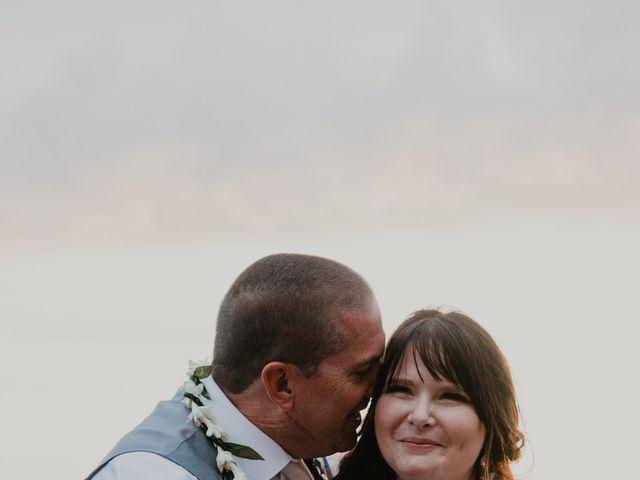 Jason and Kristine's Wedding in Kailua Kona, Hawaii 10