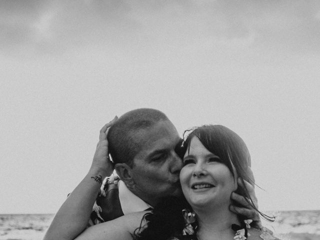 Jason and Kristine's Wedding in Kailua Kona, Hawaii 14