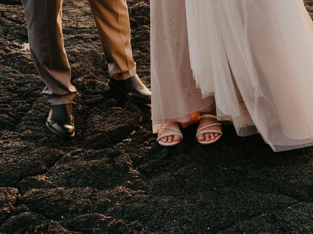 Jason and Kristine's Wedding in Kailua Kona, Hawaii 15