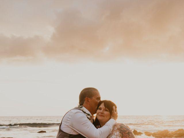 Jason and Kristine's Wedding in Kailua Kona, Hawaii 16