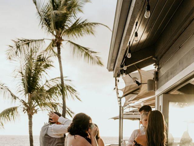 Jason and Kristine's Wedding in Kailua Kona, Hawaii 18