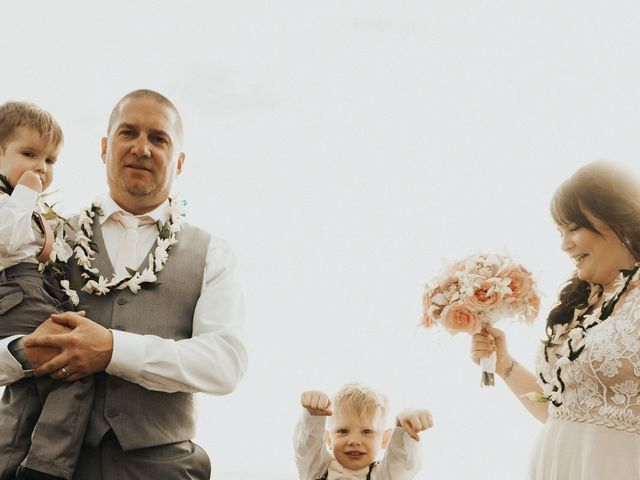 Jason and Kristine's Wedding in Kailua Kona, Hawaii 24