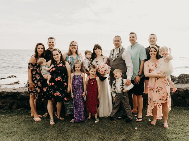 Jason and Kristine's Wedding in Kailua Kona, Hawaii 26