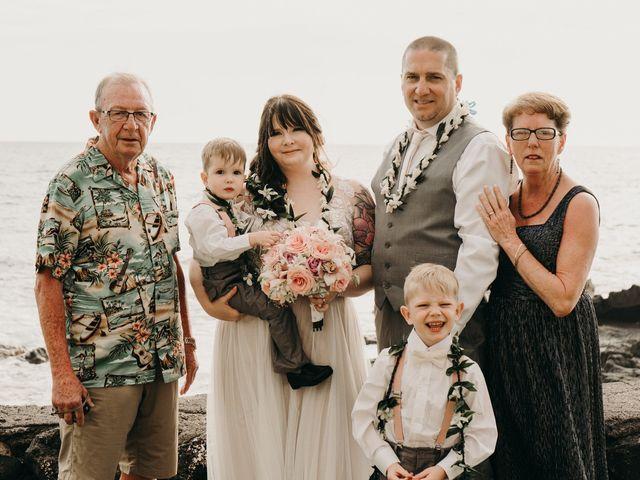 Jason and Kristine's Wedding in Kailua Kona, Hawaii 27
