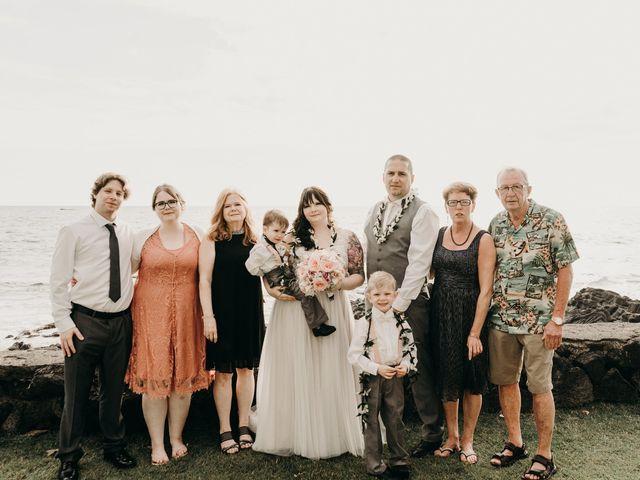 Jason and Kristine's Wedding in Kailua Kona, Hawaii 28