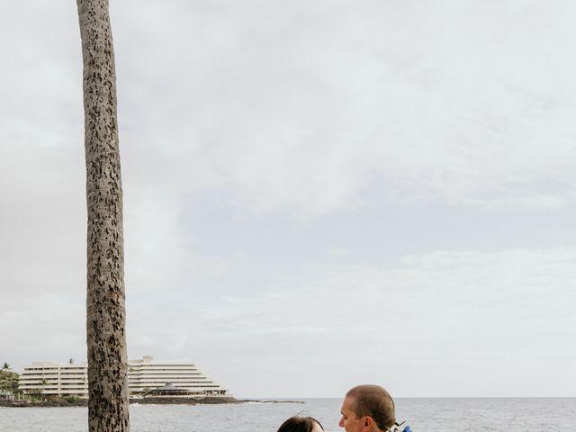 Jason and Kristine's Wedding in Kailua Kona, Hawaii 29