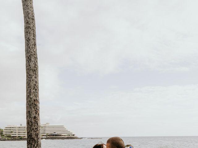 Jason and Kristine's Wedding in Kailua Kona, Hawaii 30