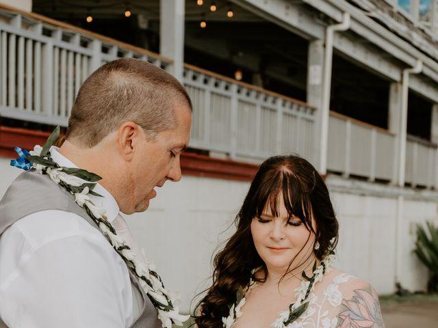 Jason and Kristine's Wedding in Kailua Kona, Hawaii 31