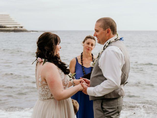 Jason and Kristine's Wedding in Kailua Kona, Hawaii 35