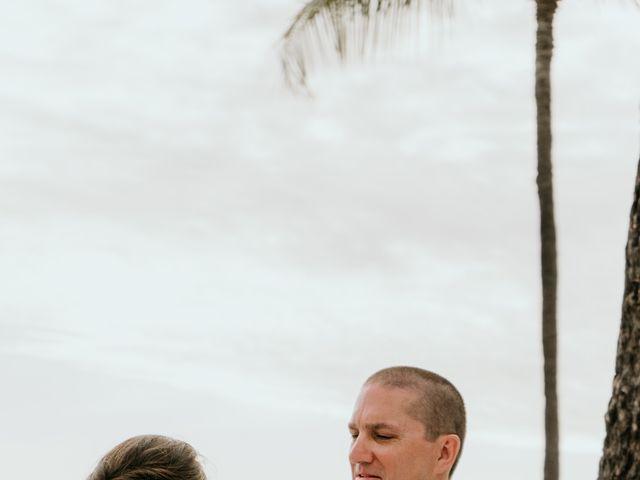Jason and Kristine's Wedding in Kailua Kona, Hawaii 37