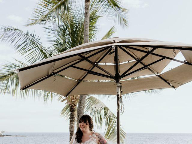 Jason and Kristine's Wedding in Kailua Kona, Hawaii 42