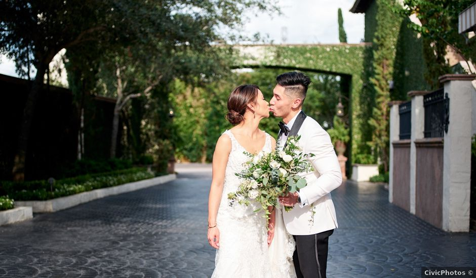 Joshua and Rizza's Wedding in Houston, Texas