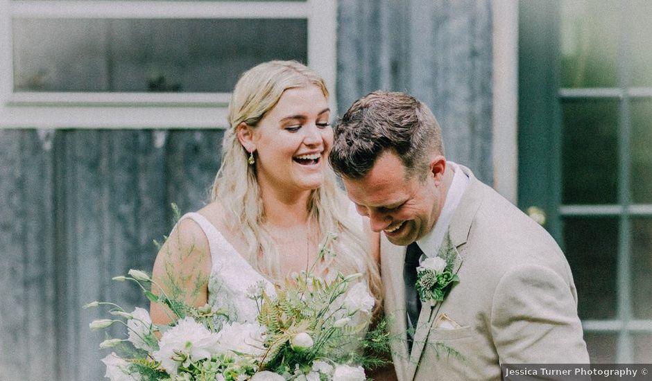 Eric and Anna's Wedding in Lewisville, North Carolina