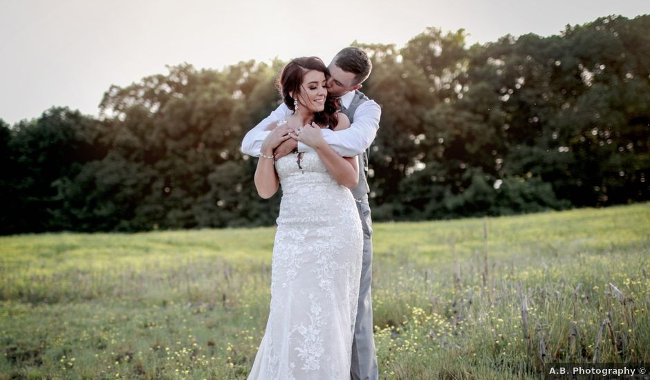 Jake and Lydia's Wedding in Marion, Kentucky