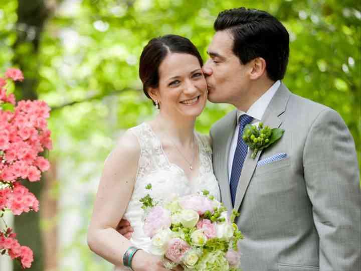 The wedding of Dagoberto and Sheila