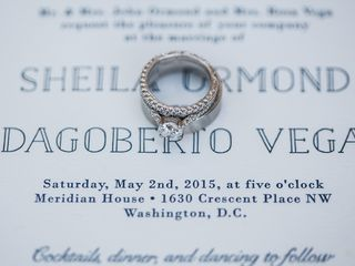 The wedding of Dagoberto and Sheila 2