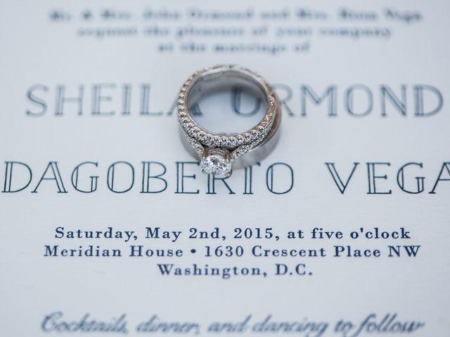 Sheila and Dagoberto's Wedding in Washington, District of Columbia 1