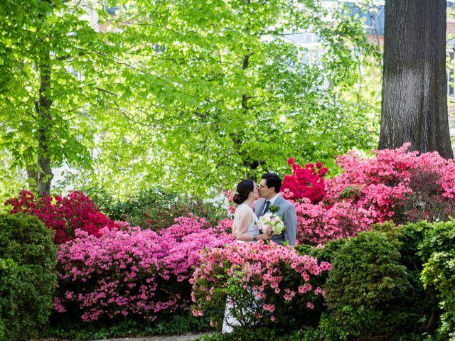 Sheila and Dagoberto's Wedding in Washington, District of Columbia 9