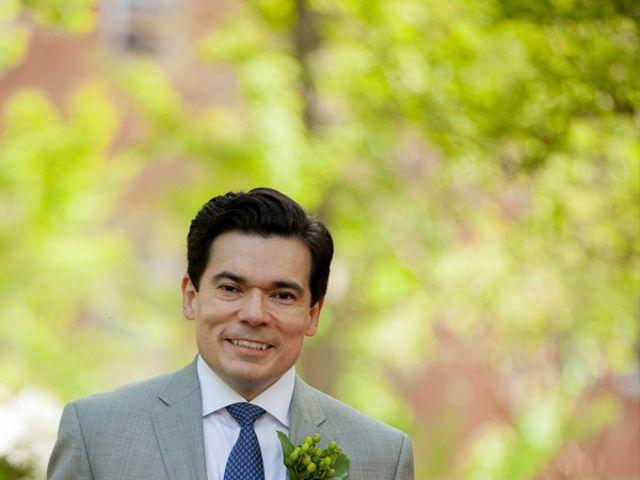 Sheila and Dagoberto's Wedding in Washington, District of Columbia 4
