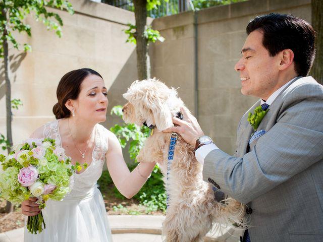 Sheila and Dagoberto's Wedding in Washington, District of Columbia 6